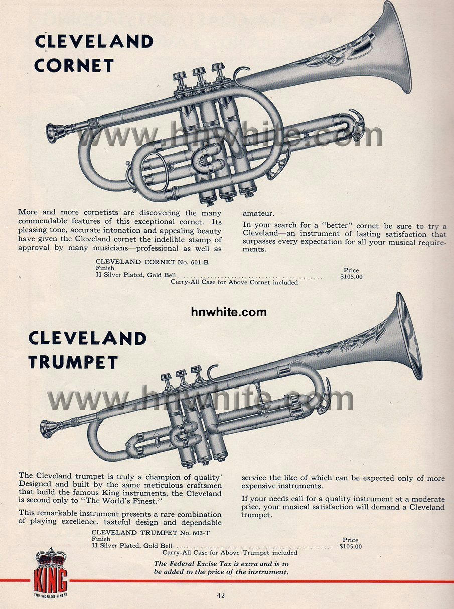 Can Any Of You Vintage Trumpet Cornet Gurus Give Me Any